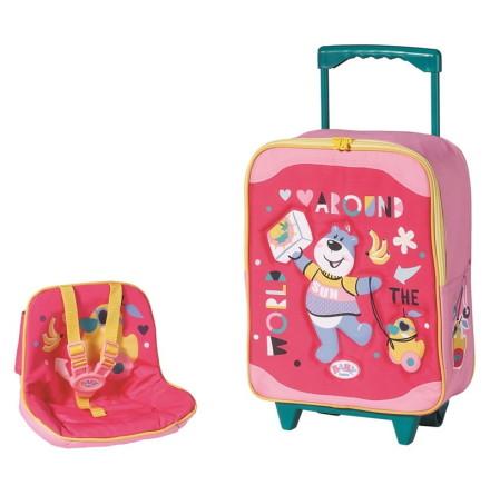 Baby Born Resväska med säte för docka
