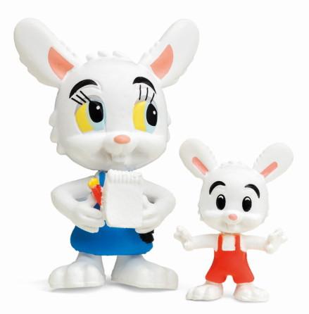 Micki Nina Kanin & Minihopp Figurset
