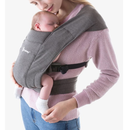 Ergobaby Bärsele Embrace, Heather Grey