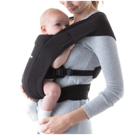 Ergobaby Bärsele Embrace, Pure Black