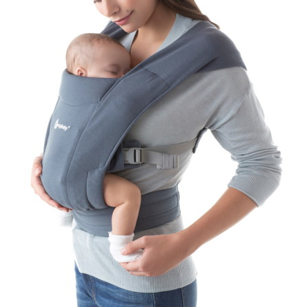 Ergobaby Bärsele Embrace, Oxford Blue