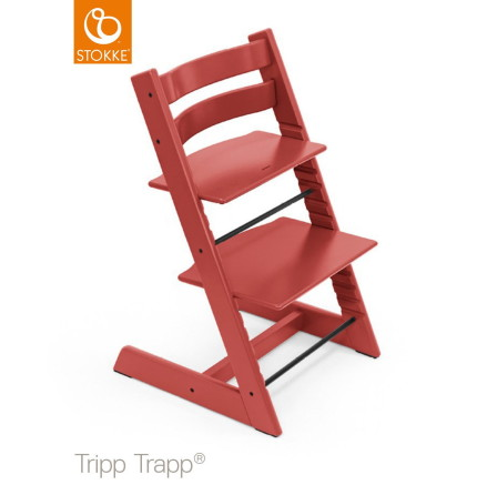 Tripp Trapp, Warm Red