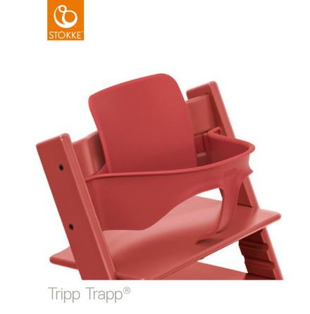 Tripp Trapp Baby Set, Warm Red