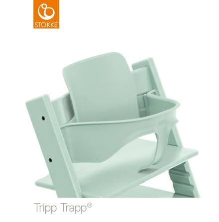 Tripp Trapp Baby Set, Soft Mint