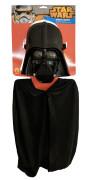 Darth Vader Mask och Cape