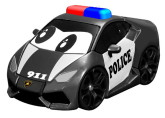 BB Junior Lamborghini Police Car