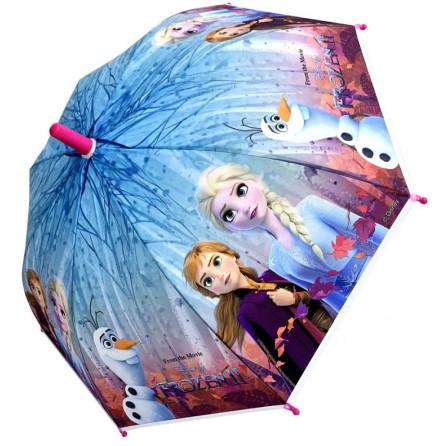 Paraply Frozen 2 röd/blå 38 cm