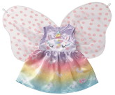 Baby Born Unicorn Fairy Outfit