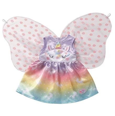 Baby Born Unicorn Fairy Outfit