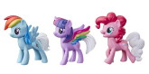 My Little Pony Toy Rainbow Tail Surprise 3-Pack