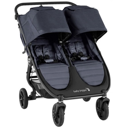 Baby Jogger City GT 2 Double, Carbon