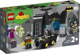 Lego Duplo Batgrottan