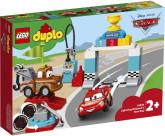 Lego Duplo Blixten McQueens tävlingsdag