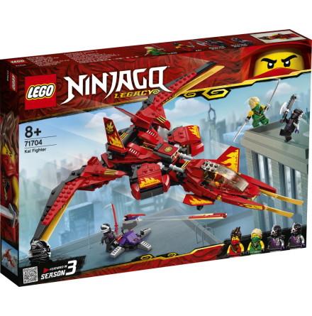 Lego Ninjago Kais jaktplan