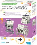 4M 3-i-1 Mini Solcellsrobot