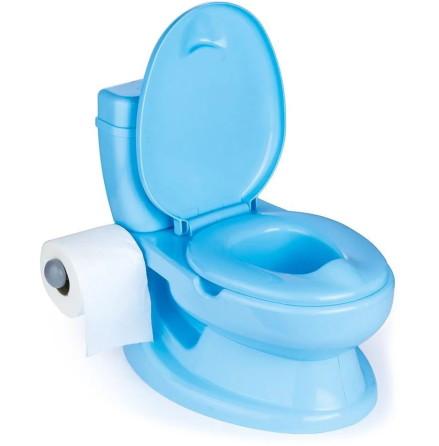 Dolu Toalettstol / Potta, Blå