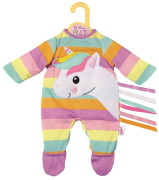 Baby Born Dolly Moda Unicorn Romper 43cm