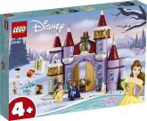 Lego Disney Princess Belles vintriga slottsfest