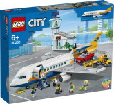Lego City Passagerarplan