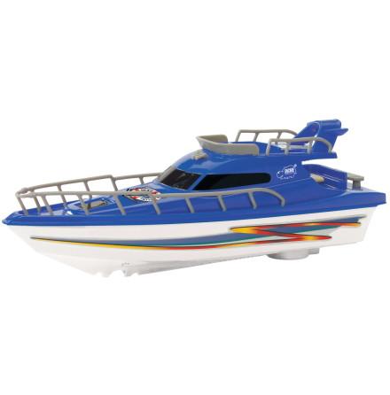 Dickie Toys Båt Ocean Dream, Blå/Vit