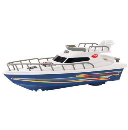 Dickie Toys Båt Ocean Dream, Vit/Blå
