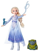 Disney Frozen 2 Elsa, Pabbie & Salamander