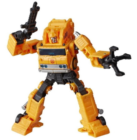 Transformer Earthrise Deluxe Voyager, Grapple