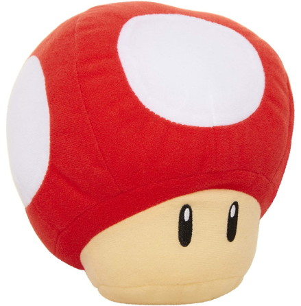 Super Mario SFX Plysch, Power Up Mushroom