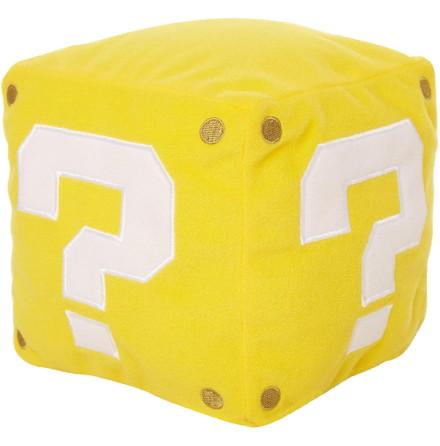 Super Mario SFX Plysch, Question Block