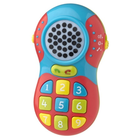 Playgro Dial-A-Friend-Phone