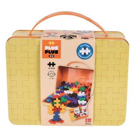 Plus-Plus BIG Suitcase Basic Metal
