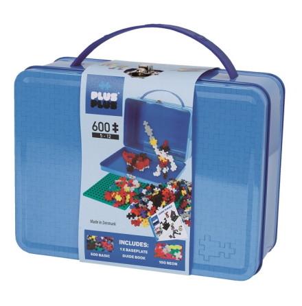 Plus-Plus Suitcase Basic Metal