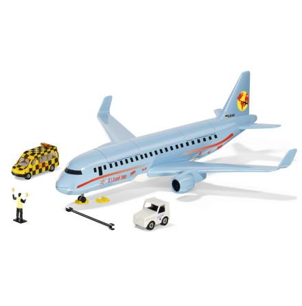 Siku Flygplan med Tillbehör