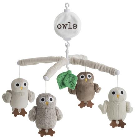 Rätt Start Musikmobil, Baby Owls