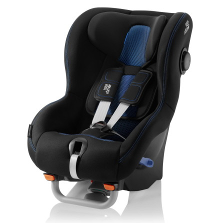 Britax Max-Way Plus, Cool Flow Blue