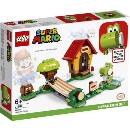 Lego Super Mario Marios hus & Yoshi – Expansionsset