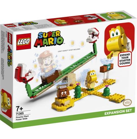 Lego Super Mario Piranha Plant Power Slide - Expansionsset