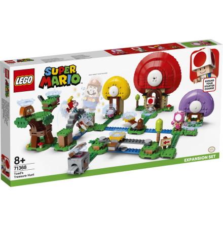 Lego Super Mario Toads skattjakt - Expansionsset