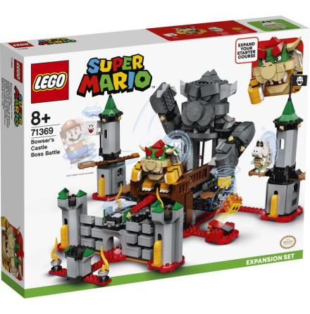 Lego Super Mario Striden mot slottsbossen Bowser - Expansionsset