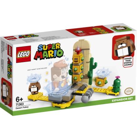 Lego Super Mario Pokey i öknen - Expansionsset