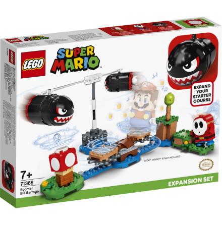 Lego Super Mario Boomer Bills attack - Expansionsset