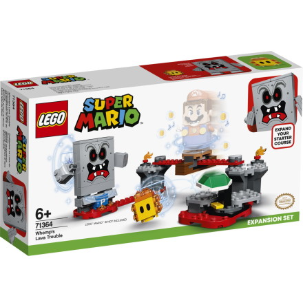 Lego Super Mario Whomp's lavabekymmer - Expansionsset