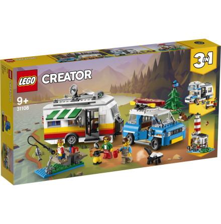 Lego Creator Husvagnssemester