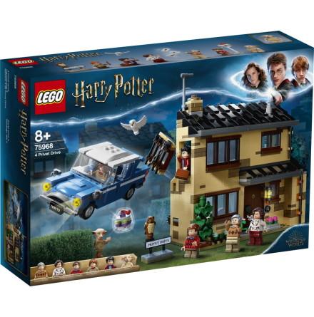 Lego Harry Potter Privet Drive 4