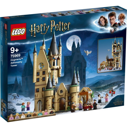 Lego Harry Potter Hogwarts astronomitorn