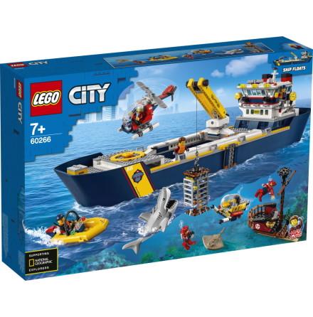 Lego City Hav - utforskarskepp