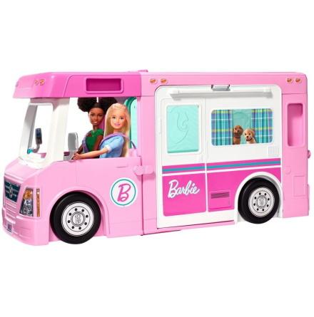Barbie 3-in-1 DreamCamper Fordon med Tillbehör