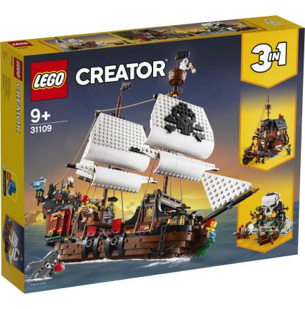 Lego Creator Piratskepp