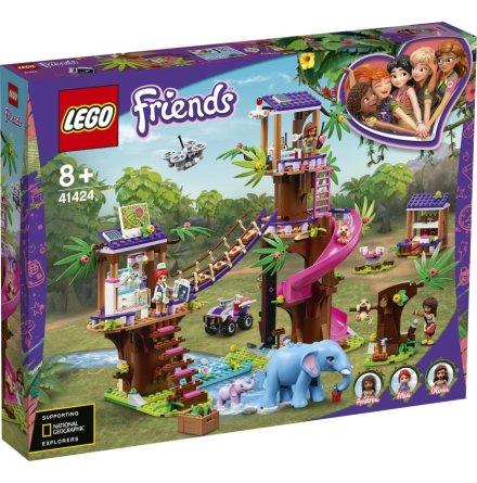 Lego Friends Räddningsstation i djungeln