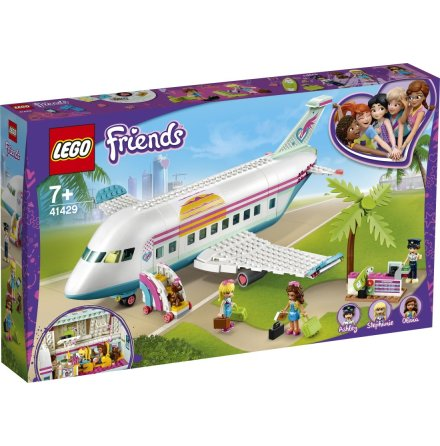 Lego Friends Heartlake Citys flygplan